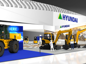 Hyundai will present an extensive range of equipment for the forklifts industry at Samoter 2017