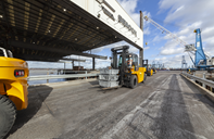 Hyundai is the brand of choice for shipping company Scotline