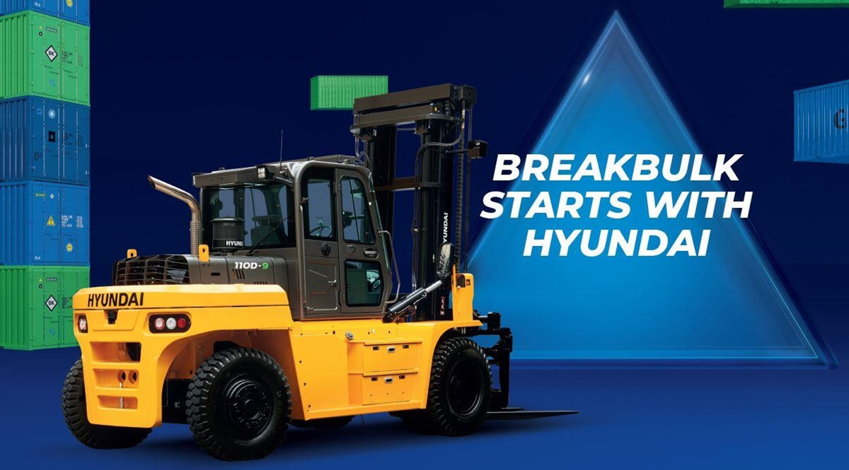 Hyundai Material Handling focuses on Everything Starts with