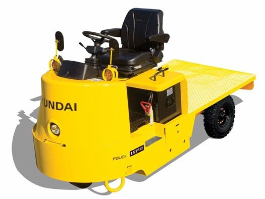 15PA-7 Tow Trucks | Hyundai Material Handling Europe